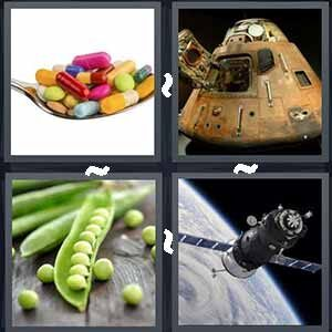 4 Pics 1 Word Level 383 Answers