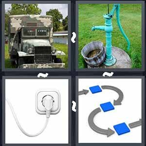 4 Pics 1 Word Level 386 Answers