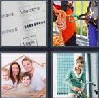 4 Pics 1 Word Level 4281 Answers