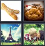 4 Pics 1 Word Level 4291 Answers