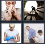 4 Pics 1 Word Level 4294 Answers