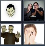 4 Pics 1 Word Level 4300 Answers