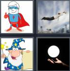 4 Pics 1 Word Level 4303 Answers