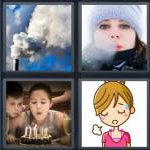 4 Pics 1 Word Level 4355 Answers