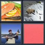 4 Pics 1 Word Level 4358 Answers