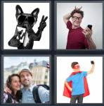 4 Pics 1 Word Level 4361 Answers