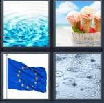 4 Pics 1 Word Level 4364 Answers
