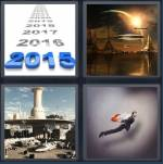 4 Pics 1 Word Level 4368 Answers