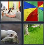 4 Pics 1 Word Level 4382 Answers