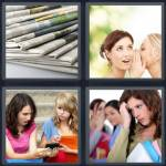 4 Pics 1 Word Level 4386 Answers