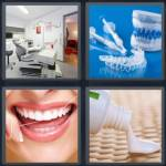 4 Pics 1 Word Level 4393 Answers