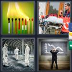 4 Pics 1 Word Level 4413 Answers