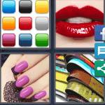4 Pics 1 Word Level 4488 Answers