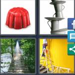 4 Pics 1 Word Level 4517 Answers