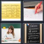 4 Pics 1 Word Level 4620 Answers