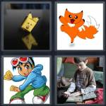 4 Pics 1 Word Level 4621 Answers