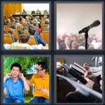 4 Pics 1 Word Level 4744 Answers