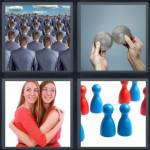 4 Pics 1 Word Level 4745 Answers