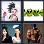4 Pics 1 Word Level 4746 Answers