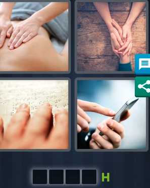 4 Pics 1 Word November 10 2020 Answers Puzzle Today