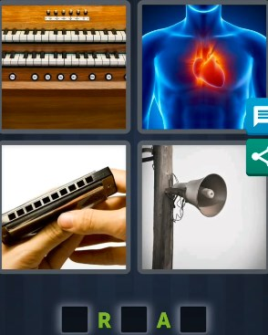 4 Pics 1 Word November 20 2020 Answers Today