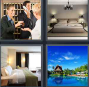 4 Pics 1 word Level 16 Answers