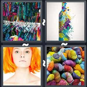 4 Pics 1 word Level 204 Answers