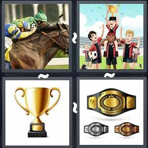 4 Pics 1 word Level 216 Answers