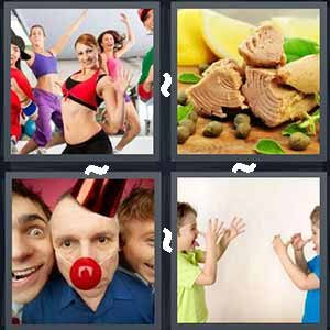 4 Pics 1 word Level 227 Answers