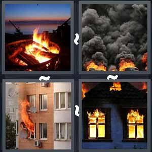 4 Pics 1 word Level 232 Answers