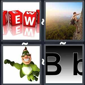 4 Pics 1 word Level 244 Answers