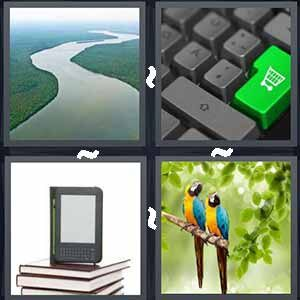 4 Pics 1 word Level 247 Answers