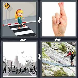 4 Pics 1 word Level 248 Answers