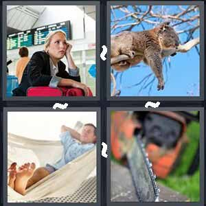 4 Pics 1 word Level 256 Answers