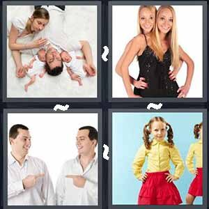 4 Pics 1 word Level 272 Answers