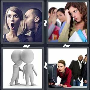 4 Pics 1 word Level 274 Answers