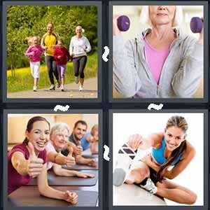 4 Pics 1 word Level 281 Answers