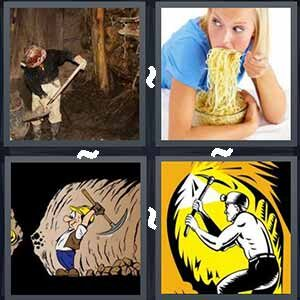 4 Pics 1 word Level 282 Answers