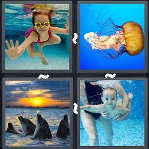 4 Pics 1 word Level 284 Answers