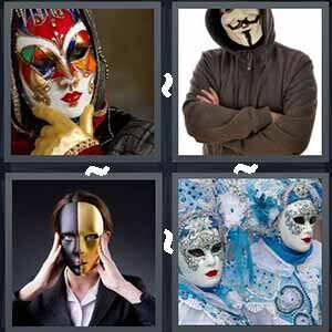 4 Pics 1 word Level 285 Answers