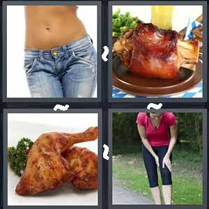 4 Pics 1 word Level 286 Answers