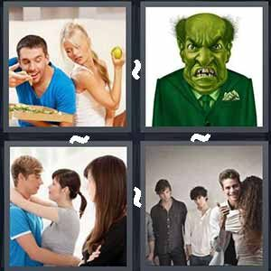 4 Pics 1 word Level 288 Answers