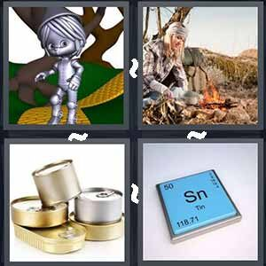 4 Pics 1 word Level 290 Answers