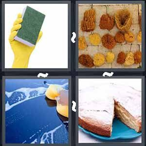 4 Pics 1 word Level 292 Answers