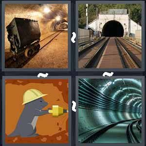 4 Pics 1 word Level 296 Answers