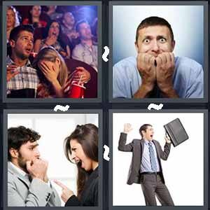 4 Pics 1 word Level 297 Answers