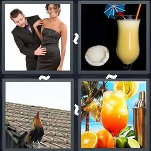 4 Pics 1 word Level 298 Answers