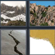4 Pics 1 word Level 88 Answers