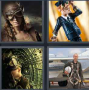 4 Pics 1 word Level 89 Answers