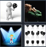 4 Pics 1 word Level 97 Answers